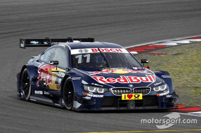 Nürburgring 1: Marco Wittmann (RMG-BMW) nach Strafe gegen Lucas Auer