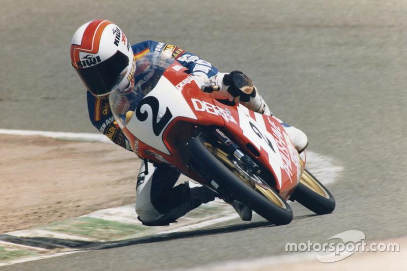 Jorge Martínez, Derbi 80cc