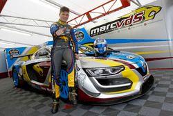 #9 Team Marc VDS Renault RS01: Fabian Schiller