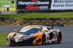 #37 Darrell Lea McLaren 650S GT3: Klark Quinn, Mike Whiddett