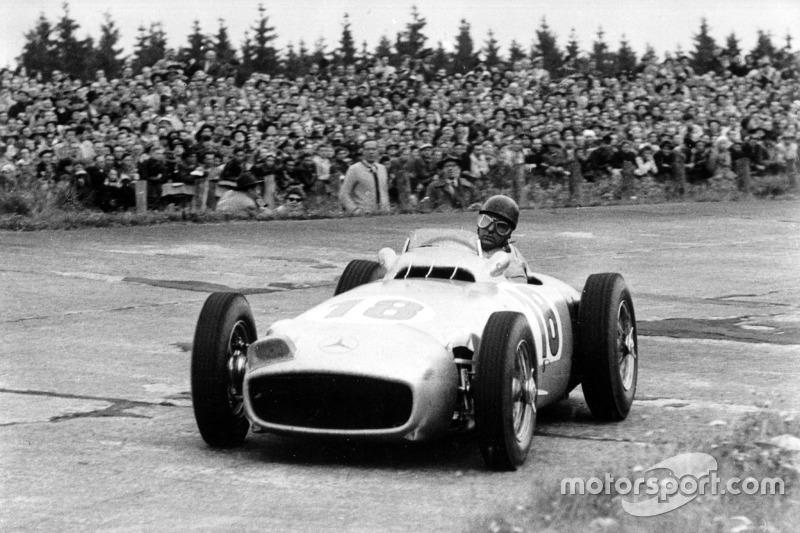 Juan Manuel Fangio (1954-1955)