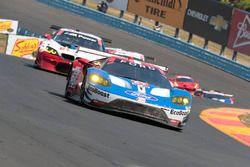 #67 Ford Performance Chip Ganassi Racing, Ford GT: Ryan Briscoe, Richard Westbrook
