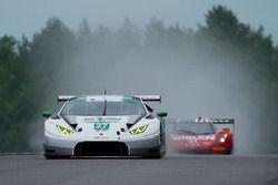 #27 Dream Racing, Lamborghini Huracan GT3: Fabio Babini, Cedric Sbirrazzuoli