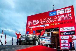 Silk Way Rally, Chinese chauffeurs