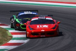 Leonardo Baccarelli, Caal Racing, Ferrari 458 Italia