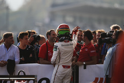 Winnaar Lance Stroll, Prema Powerteam Dallara F312 – Mercedes-Benz