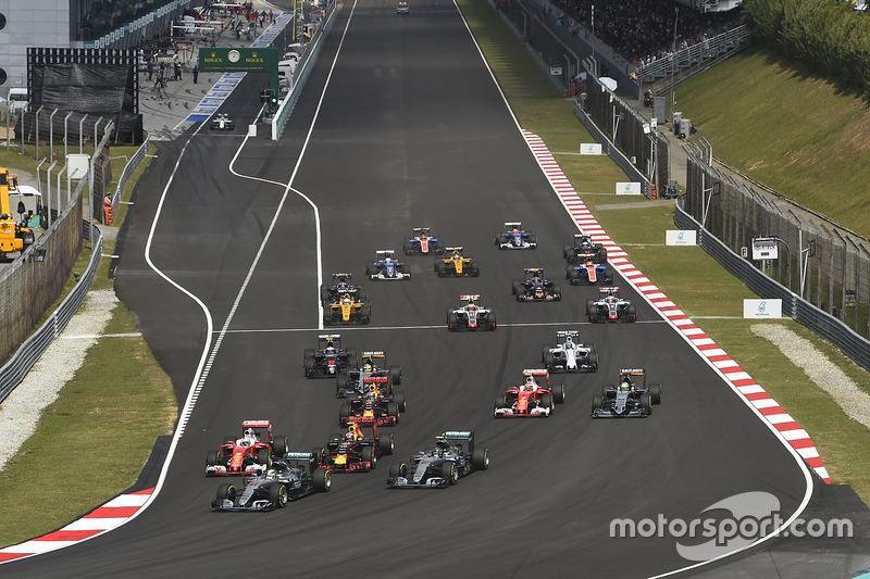 GP da Malásia, 2016