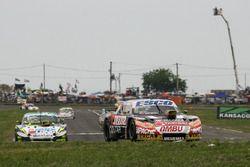 Guillermo Ortelli, JP Racing Chevrolet, Nicolas Gonzalez, A&P Competicion Torino