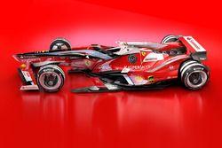 Concept Ferrari 2030