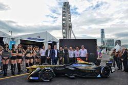 TECHEETAH Formula E Team presentation
