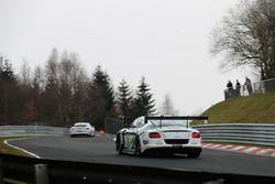Christian Menzel, Guy Smith, Marco Holzer, Fabian Hamprecht, Bentley Team Abt, Bentley Continental G