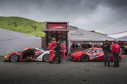 Área de equipo Scuderia Corsa