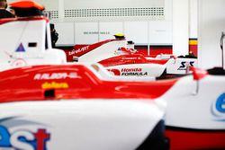 Машины ART Grand Prix