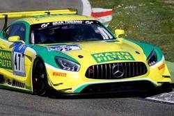 Mercedes AMG GT3, Team Zakspeed