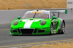 #54 Black Swan Racing Porsche GT3R: Tim Pappas