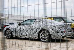 BMW 8 Series Spy