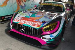 #4 Goodsmile Racing & Team Ukyo, Mercedes SLS AMG GT3
