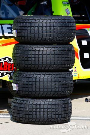 Goodyear neumáticos de suciedad para Matt Crafton, Toyota Racing ThorSport
