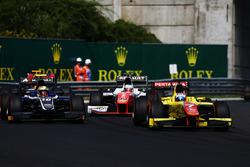 Mitch Evans, Pertamina Campos Racing, Artem Markelov, RUSSIAN TIME et Oliver Rowland, MP Motorsport