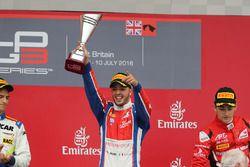 Podium : le vainqueur Antonio Fuoco, Status Grand Prix