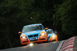 Christopher Rink, Danny Brink, Gabriele Piana, BMW E90 325i