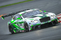 #8 Absolute Racing Bentley Continental GT3: Jonathan Venter, Keita Sawa