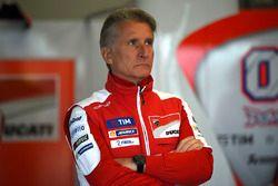 Паоло Чиабатти, спортивный директор Ducati Corse