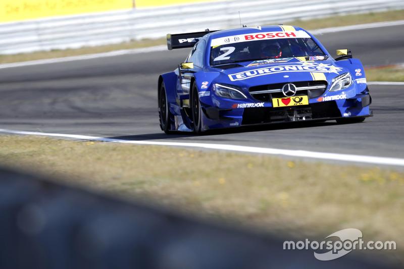10. Gary Paffett, Mercedes-AMG Team ART, Mercedes-AMG C63 DTM
