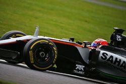 Nikita Mazepin, Sahara Force India F1 VJM09 Gelişim pilotu