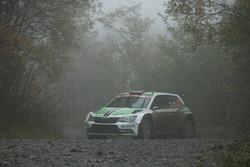 Эсапекка Лаппи и Янне Ферм, Skoda Motorsport, Skoda Fabia R5