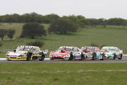 Emanuel Moriatis, Martinez Competicion Ford, Matias Rossi, Donto Racing Chevrolet, Luis Jose Di Palma, Stopcar Maquin Parts Racing Torino, Agustin Canapino, Jet Racing Chevrolet