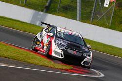 Steve Kirsch, Team Honda ADAC Sachsen, Honda Civic TCR