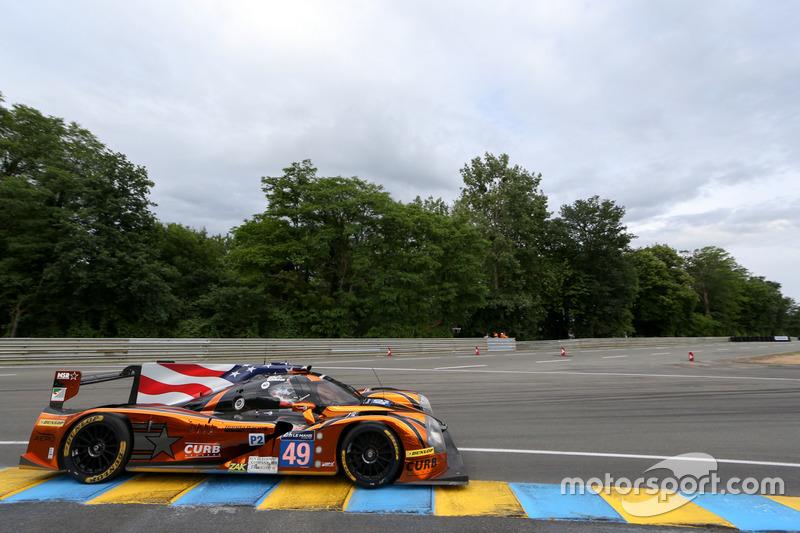 5. LMP2: #49 Michael Shank Racing, Ligier JS P2 Honda