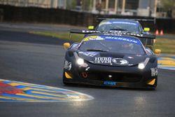 #26 Classic & Modern Racing, Ferrari 458 Italia GT3: Nicolas Misslin, Matthieu Vaxiviere