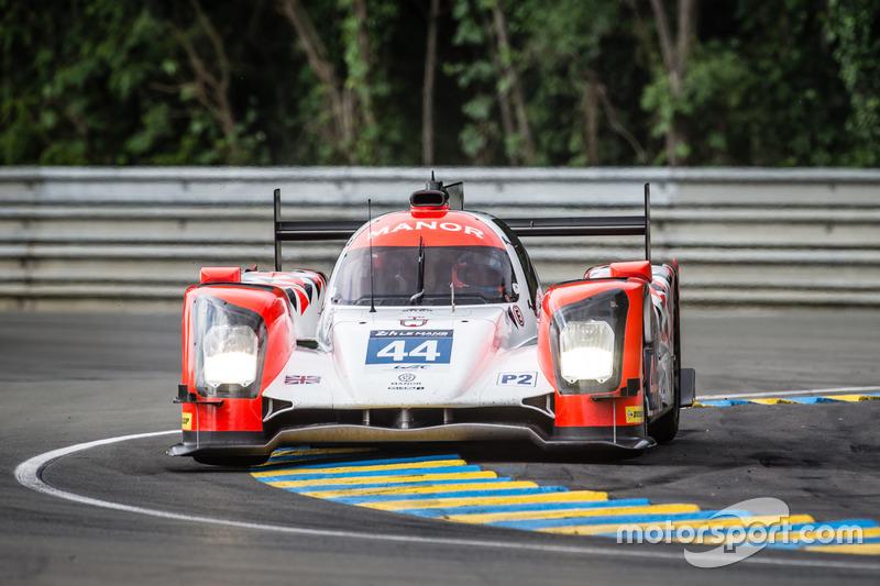 13: #44 Manor Oreca 05 Nissan: Tor Graves, Matt Rao, Roberto Merhi