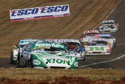 Agustin Canapino, Jet Racing Chevrolet, Martin Ponte, Nero53 Racing Dodge, Mathias Nolesi, Nolesi Co