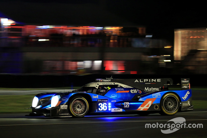 Le Mans 24 Hours: Drivers' Parade with James Allen – video