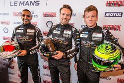 #88 Abu Dhabi Proton Competition Porsche 911 RSR: Khaled Al Qubaisi, David Heinemeier Hansson, Patri