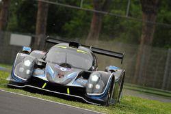 Ausritt: #6 360 Racing, Ligier JSP3 - Nissan: Terrence Woodward, Ross Kaiser, James Swift
