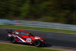 Dennis Wuesthoff, Fabian Danz, Benjamin Leuchter, BMW M235i Racing Cup