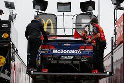 L'auto di riserva di Jamie McMurray, Chip Ganassi Racing Chevrolet