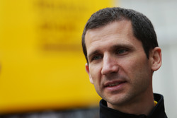 Реми Таффин, технический директор Renault Sport F1