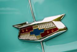 Classic Grand Tour: лого Chevrolet Bel Air