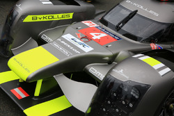 #4 ByKolles Racing CLM P1/01