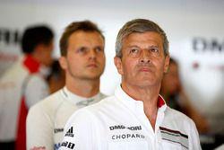 Фриц Энзингер, вице-президент LMP1, Porsche Team