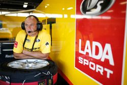 Viktor Shapovalov, Team manager Lada Sport Rosneft