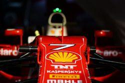 La Ferrari SF16-H de Kimi Raikkonen