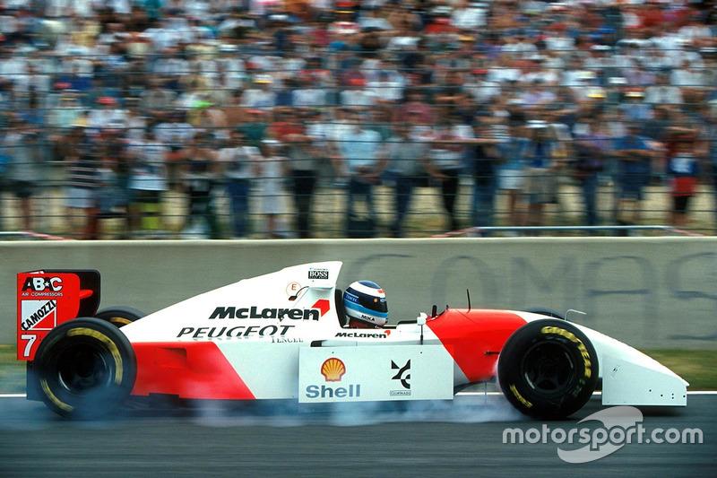 1994: McLaren-Peugeot MP4/9