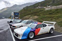 Коллекция BMW для Нельсона Пике-младшего