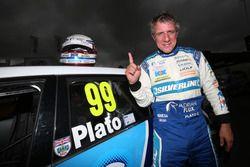 Pole position for Jason Plato, Silverline Subaru BMR Racing